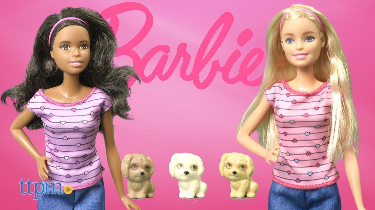 Mama Dog Only Mattel Barbie Newborn Pups