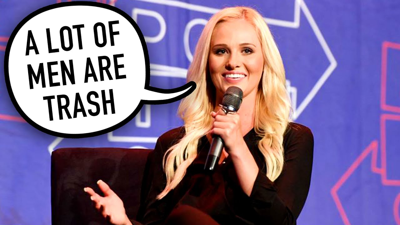 Tomi Lahren Says 'A Lot Of Men Are Trash'