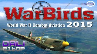 WarBirds - World War II Combat Aviation PC 4K Gameplay 2160p