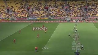 Fiji Vs Wales Wellington 7