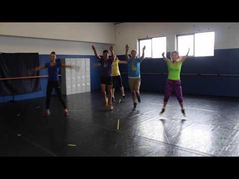 Behind the Scenes: Starburst Choreography