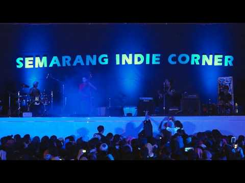 Payung Teduh Live at Semarang