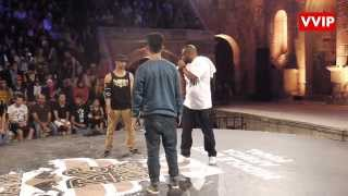 Lil Zoo Vs. Benny Red Bull BC One Middle East & Africa Final 2013