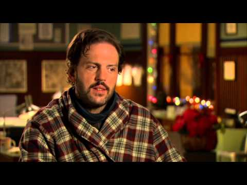 "Grimm Season 3: ""Twelve Days of Krampus"" Silas Weir Mitchell Interview"