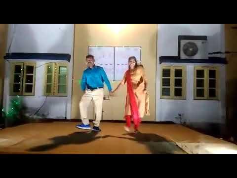 Couple dance Varagopal Chandamama Kannu kotte