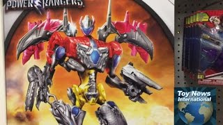 TNI Toy Hunt -  Power Rangers Movie Legacy Figures, Marvel Legends Evolution Of Groot & More