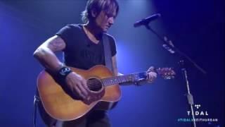 Keith Urban - Stupid Boy - Live