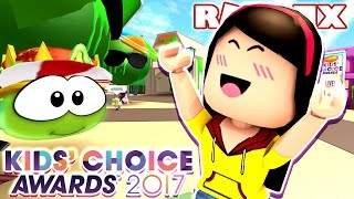 ADORABLE Slime-ify Viles Quest - Roblox MeepCity - Nickelodeon Kids Choice Awards - DOLLASTIC PLAYS!