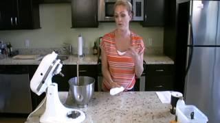 Personal Chef: Orange White Chocolate Shortbread Cookies