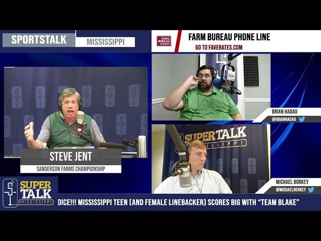 Steve Jent - Sanderson Farms Championship