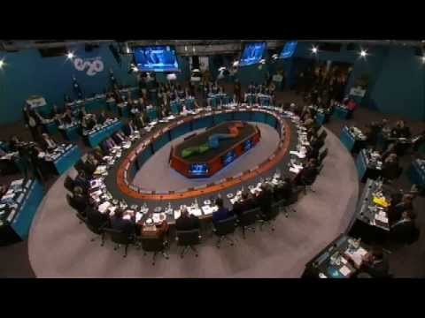 G20 Summit 2014: Opening Ceremony & Plenary Session