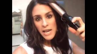 One of Brittany Furlan's most viewed videos: That moment when you forget your curling iron isn't a mic: Brittany Furlan's Vine #347