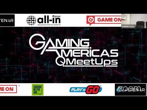Gaming Americas Q2 Virtual Meetup (North America Focus)