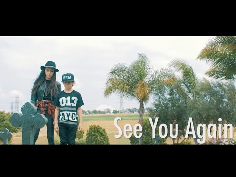 Wiz Khalifa - See You Again ft. Charlie Puth [ Hayden Summerall & Chanel Loran ] Furious 7