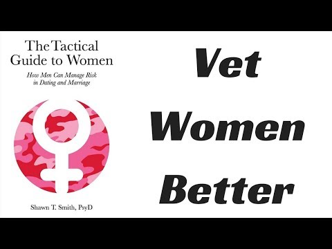Book Review:  The Tactical Guide To Women  (How To Pick a Good Woman)