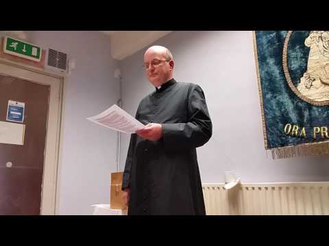Fr. MacDonald Cork 2016-09-08 Catechism part 1 - Credo