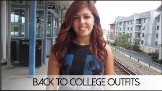 Urban Inspired Back to College Outfits Thumbnail