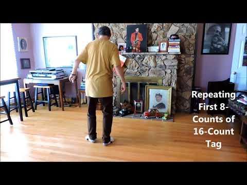 Salsa In Da Hood Line Dance Instructional