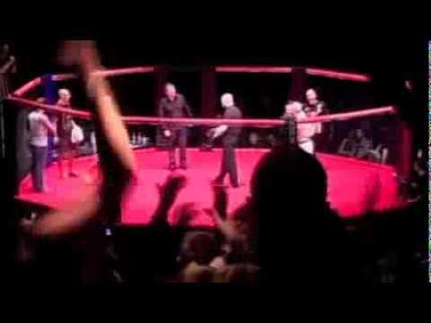 Tommy McCafferty vs Benjamin Aaron Davis CHAOS 12 Featherweight Championship