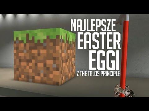 Najlepsze Easter Eggi z gry The Talos Principle