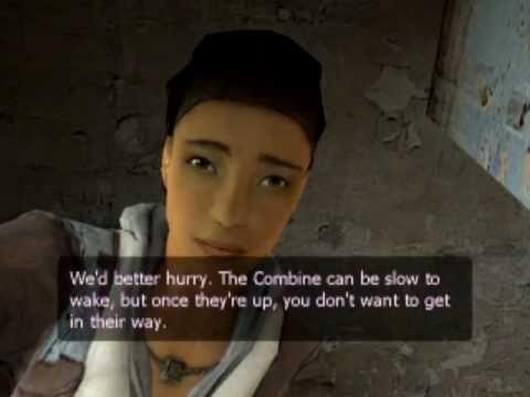 Half-Life 2 Walkthrough - Alyx *buraya kalp koy* - Part 2