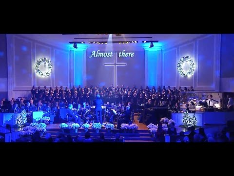 """Almost There"" Christmas Musical, Central Church Choir & Orchestra, December 11, 2016"