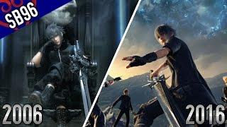 Video Final Fantasy XV - 2006 VS 2016 download MP3, 3GP, MP4, WEBM, AVI, FLV September 2018