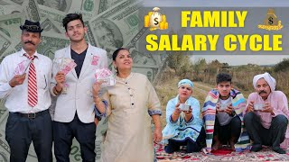 FAMILY SALARY CYCLE || Middle Class Family || Sumit Bhyan