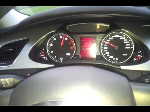 Audi a4 1.8 tfsi 120 ps Abt 211 ps 0-100 7,9 sek