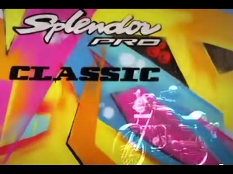 Hero Splendor Pro Classic