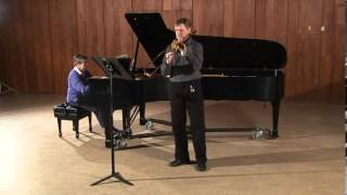 Gottfried Finger: Sonata for alto trombone and piano