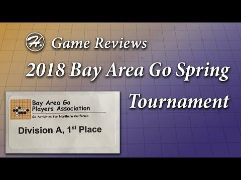 2018 Bay Area Go Spring Tournament - Game Reviews