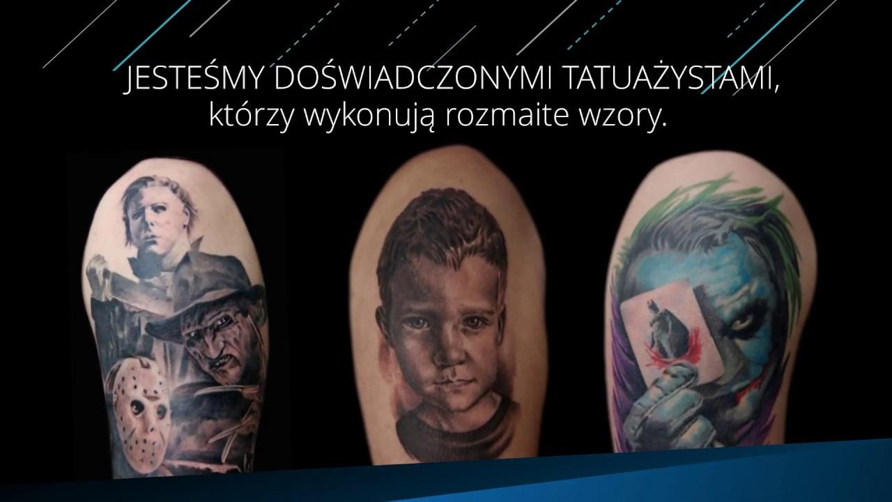 Studio Tatuaż Usługi Tatuażu łódź Classic Monsters Tattoo