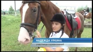 Молодые надежды конного спорта