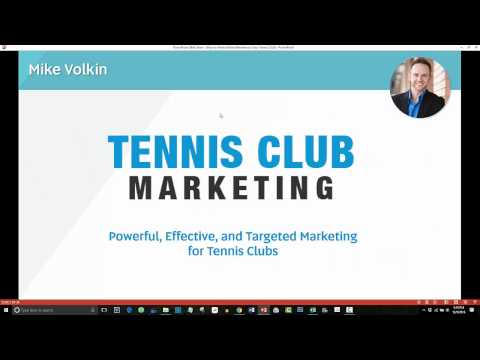 HOW TO ATTRACT MORE MEMBERS TO YOUR TENNIS CLUB