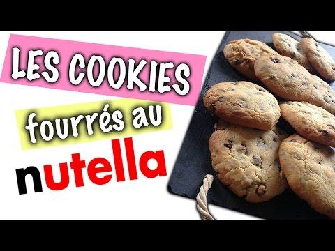 recette-n°1-♡-les-cookies-fourrés-au-nutella-!