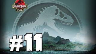 Jurassic Park: The Game Walkthrough - Part 11 - MONSTERS IN THE DARK [HD]