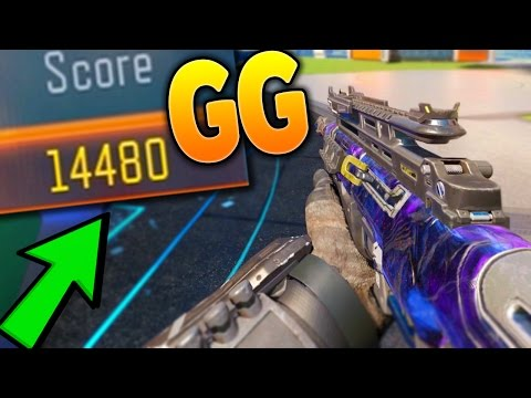 MY HIGHEST SCORE EVER! | BLACK OPS 3