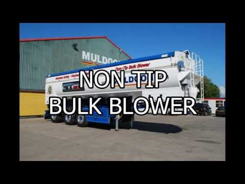 Muldoon NT Series - NON TIP BULK BLOWER
