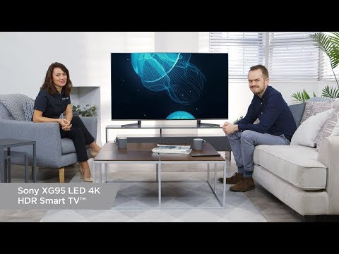 Sony BRAVIA XG95 Smart 4K Ultra HD HDR LED TV with Google Assistant | Expert Video | Currys PC World