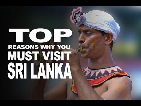 Top Reasons Why You Must Visit Sri Lanka  -  La Vacanza Travel