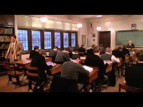 Dead Poet Society ending clips