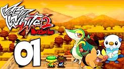 Let's Play Pokemon Volt White 2 Challenge Mode Nuzlocke