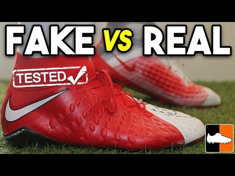 Can FAKE boots outperform REAL boots?