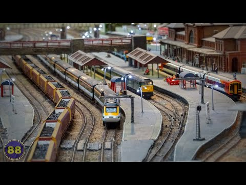 Weston-Super-Mare – Model Railway Exhibition – Virtual Model Train Show