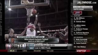 Hasheem Thabeet 2009 NBA Draft In-Depth Preview