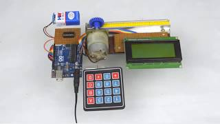 Learn how to make Digital door lock security system using ardunio