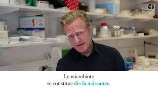 Tête à tête avec Gérard Eberl : microbiote et diversification alimentaire