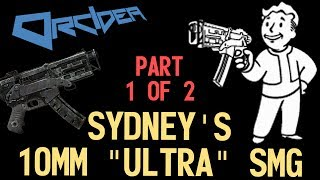 Fallout 3 Unique Weapons - Sydney's 10mm Ultra SMG & side quest