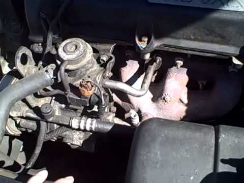 Saturn Sl2 Coil Pack Removal Replacement